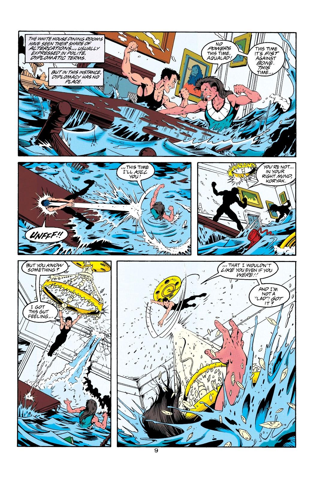 Aquaman (1994) Issue #25 #31 - English 10