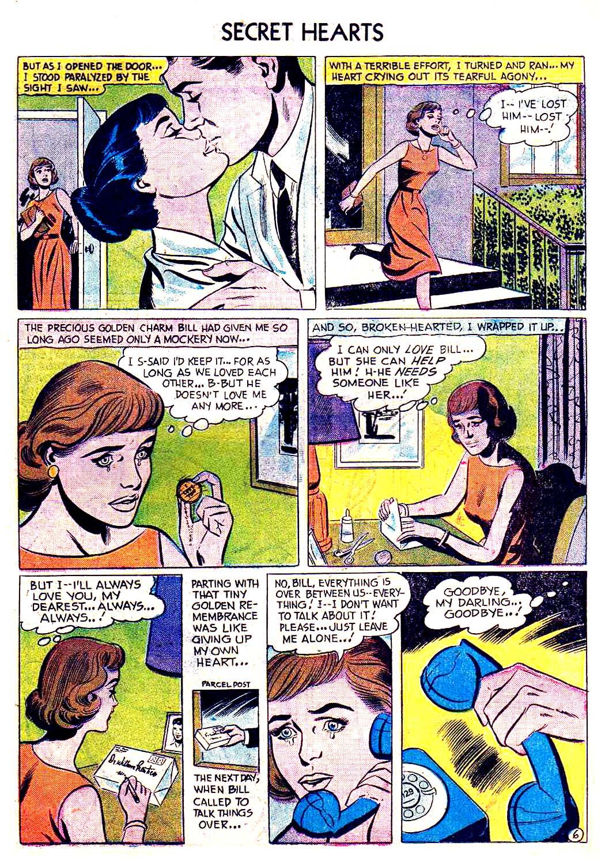 Read online Secret Hearts comic -  Issue #41 - 15