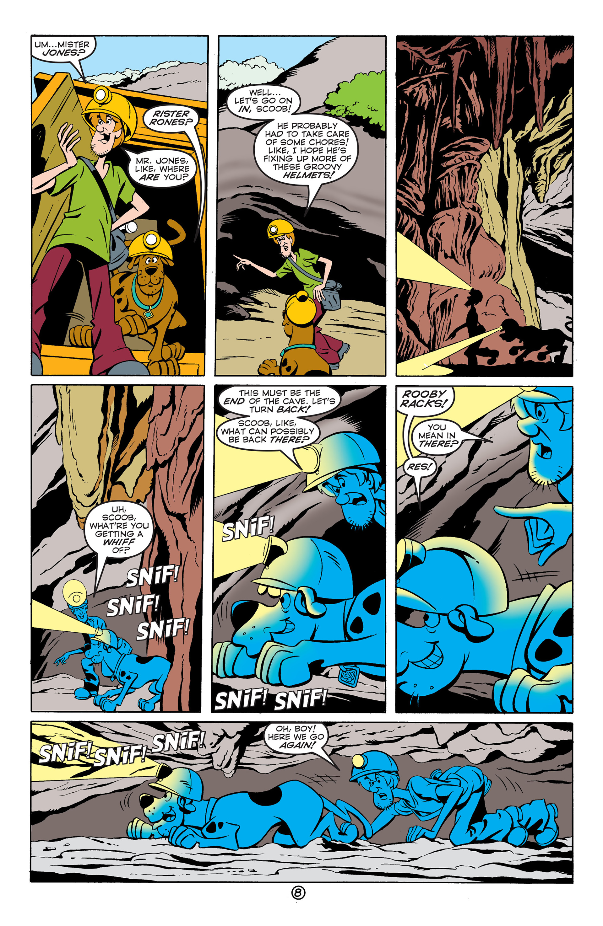 Read online Scooby-Doo (1997) comic -  Issue #52 - 9