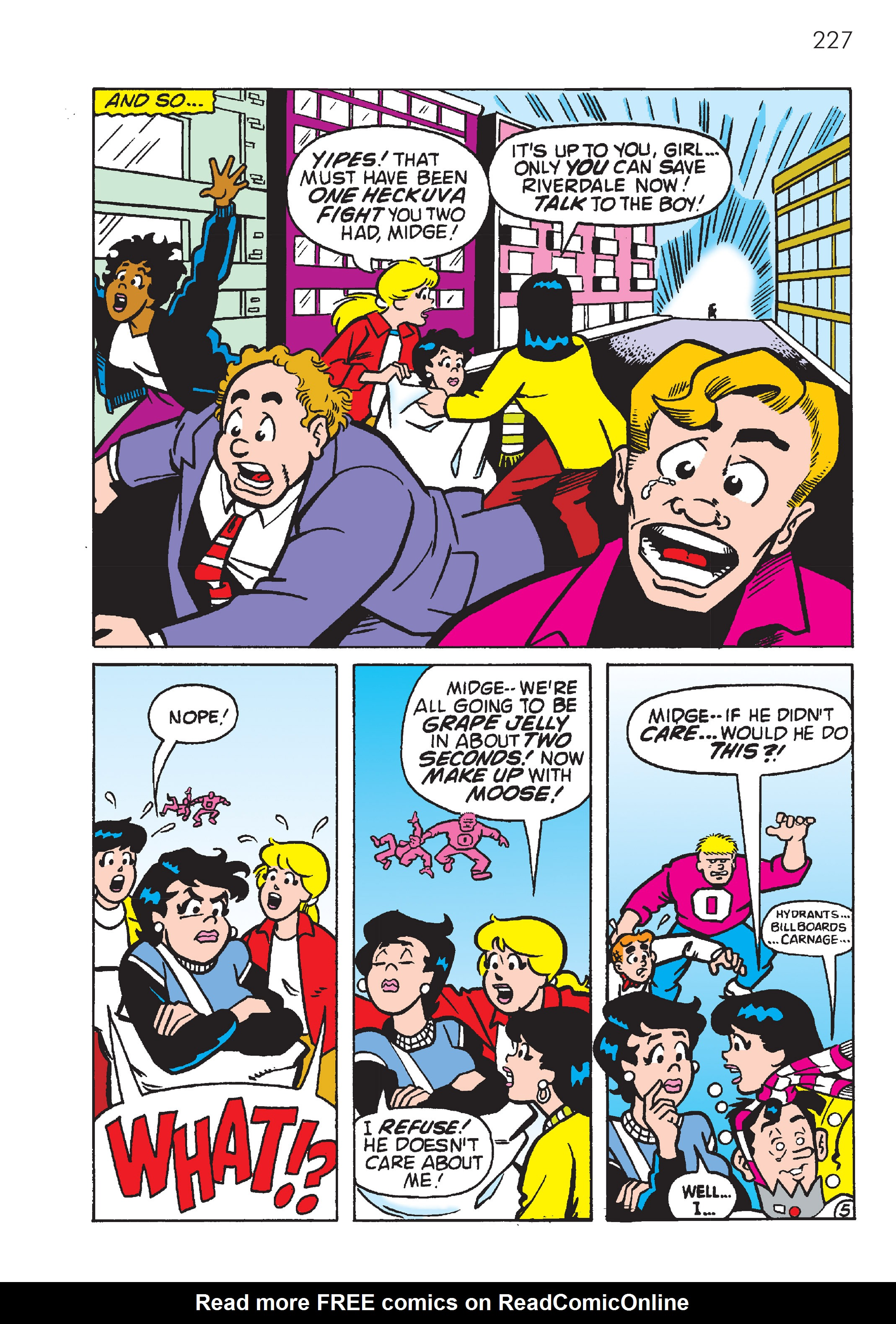 Read online The Best of Archie Comics comic -  Issue # TPB 4 (Part 2) - 17