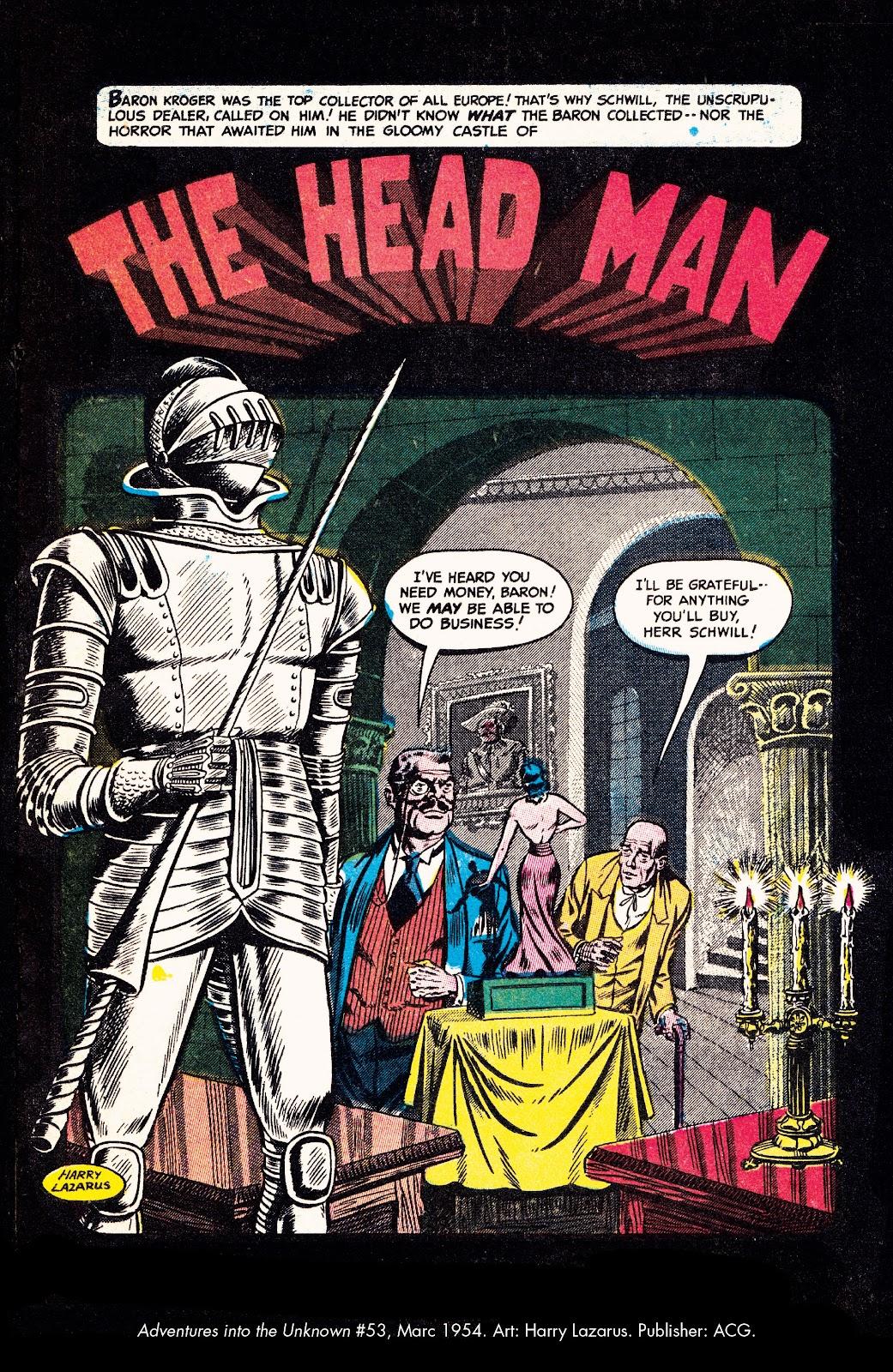 Haunted Horror Issue #26 #26 - English 27