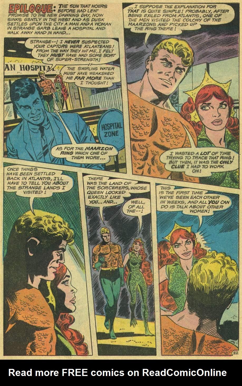 Aquaman (1962) Issue #46 #46 - English 29