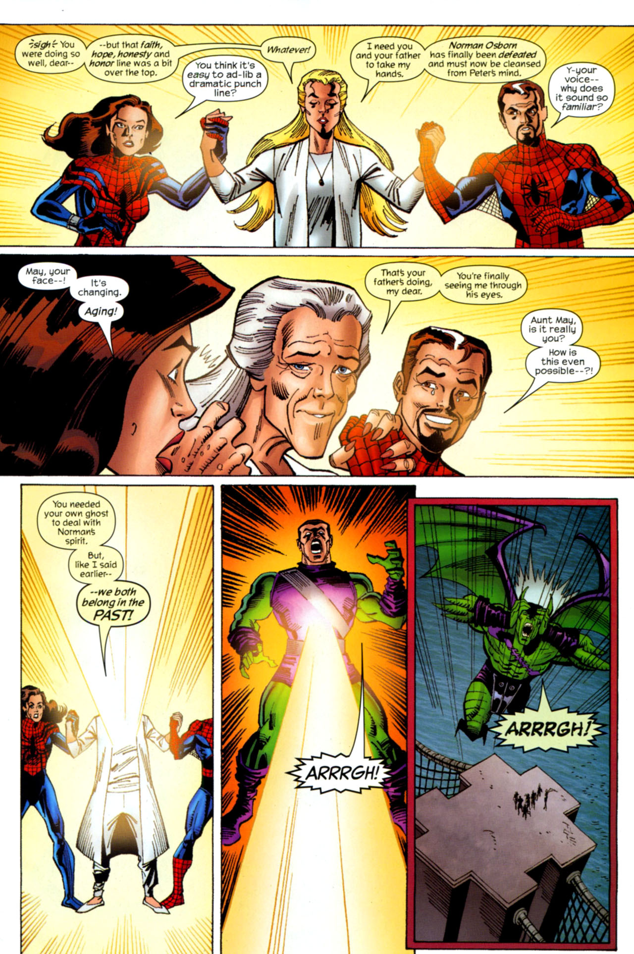 Amazing Spider-Girl #30 #31 - English 26