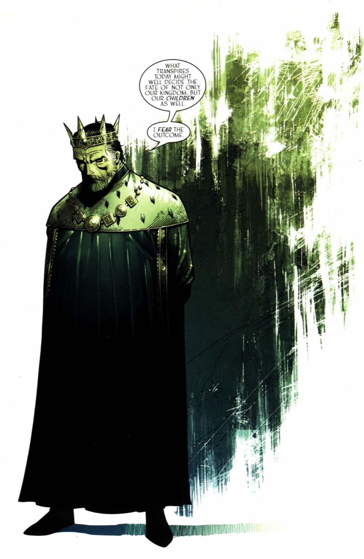 Read online Scion comic -  Issue #18 - 3