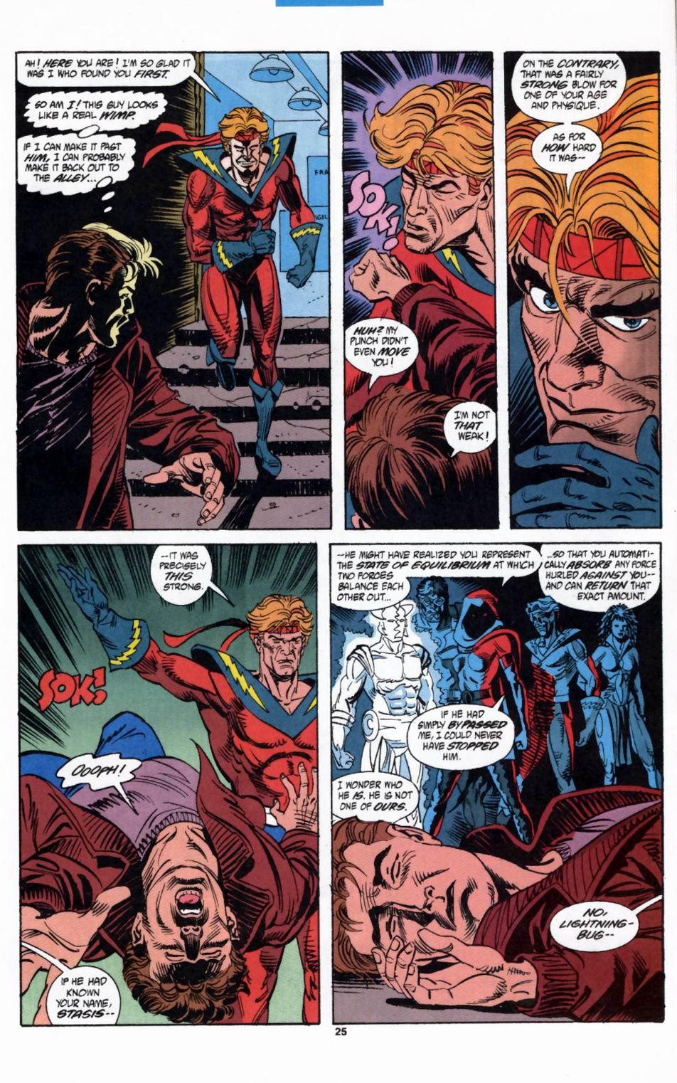 Read online Secret Defenders comic -  Issue #2 - 20