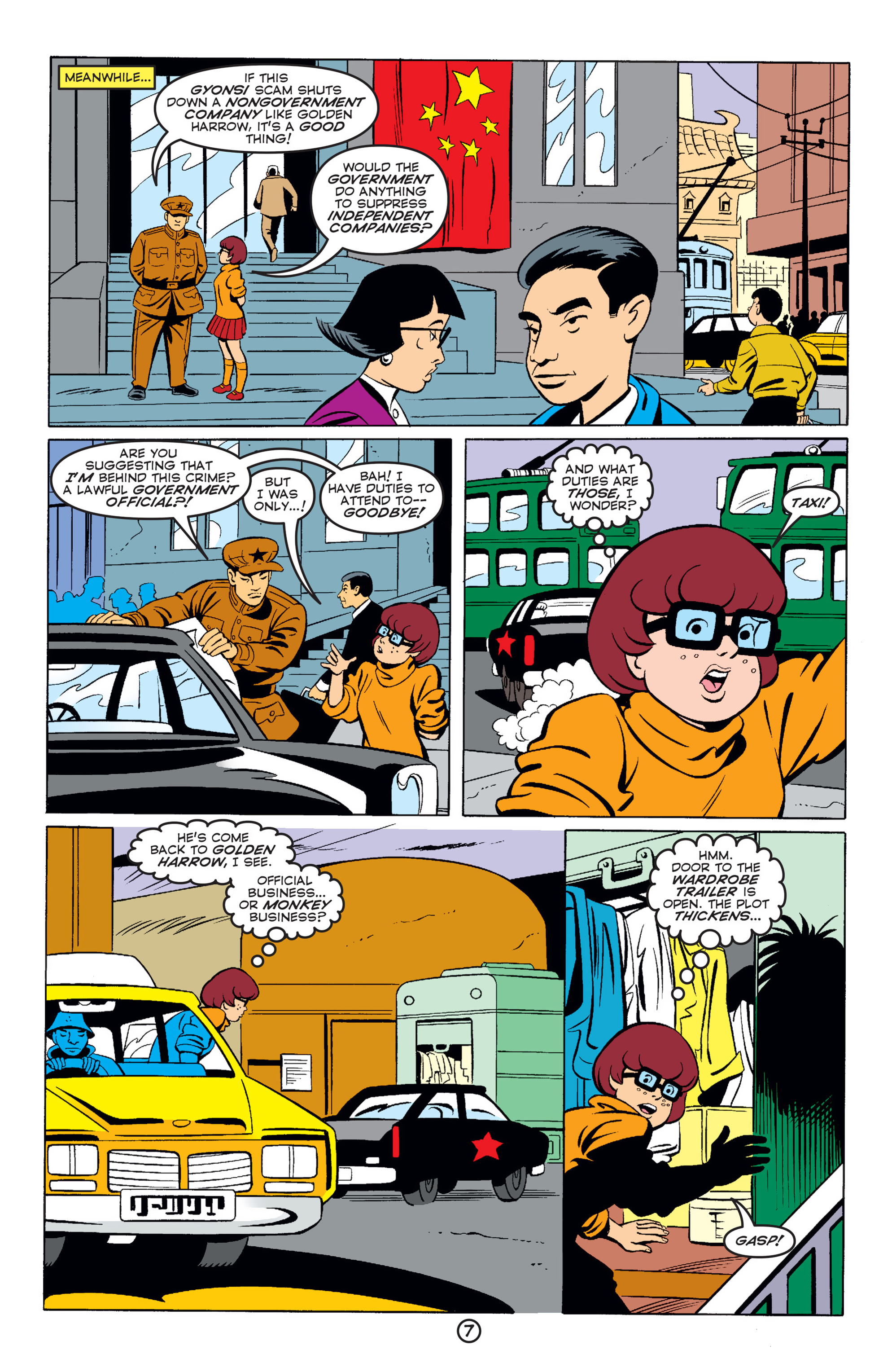 Read online Scooby-Doo (1997) comic -  Issue #59 - 8