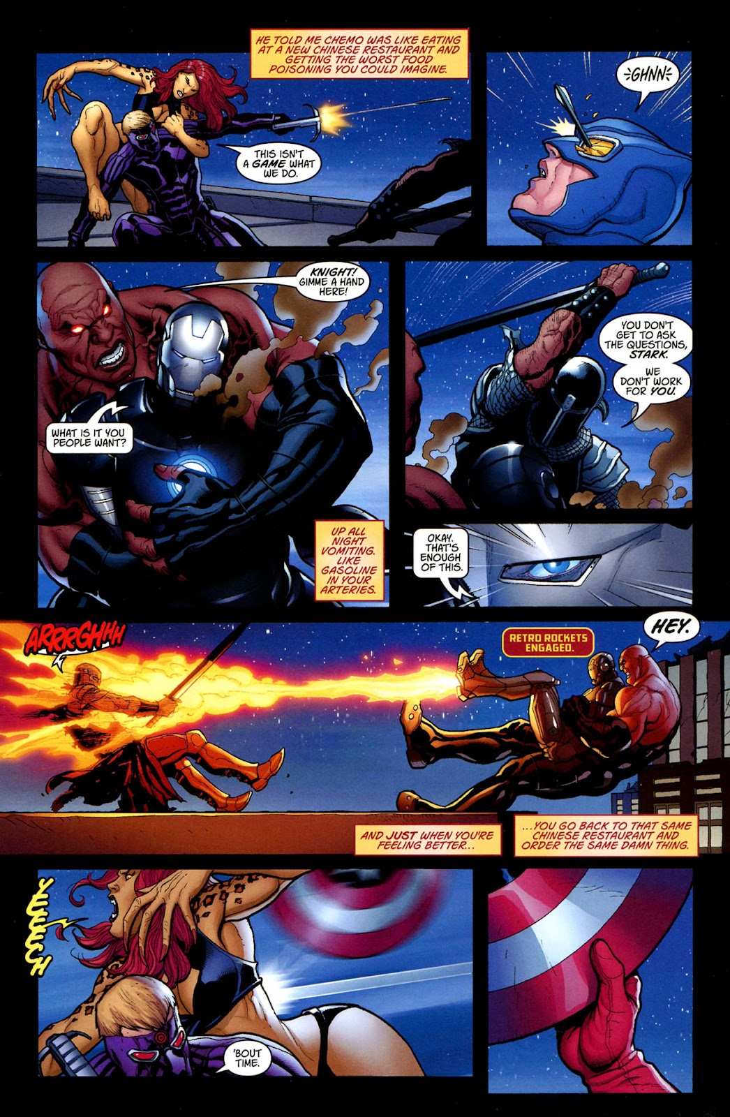 Ultimate New Ultimates Issue #1 #1 - English 9