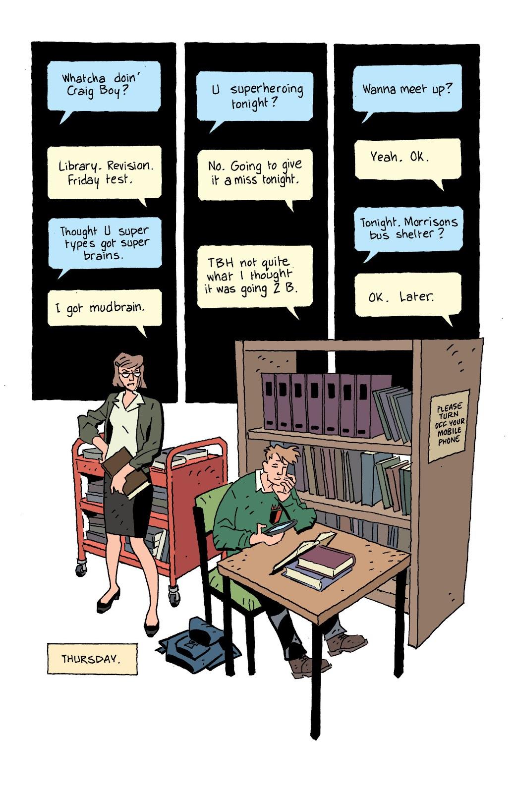 Mudman Issue #6 #6 - English 16