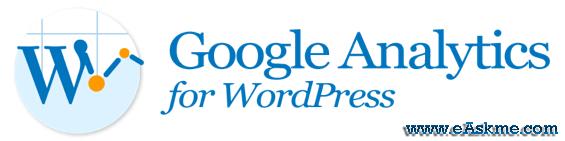 How to Add Google Analytics To WordPress Blog : eAskme