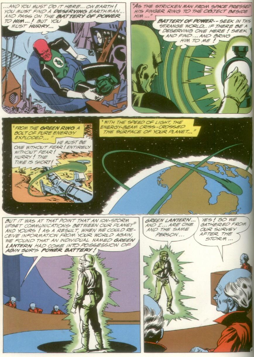 Read online Secret Origins (1961) comic -  Issue # Full - 31