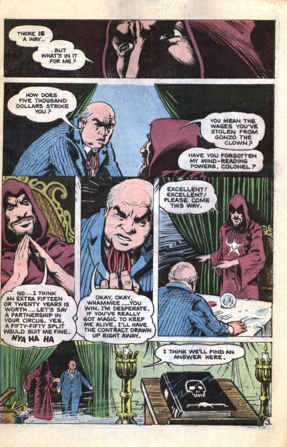 Read online Scary Tales comic -  Issue #10 - 5
