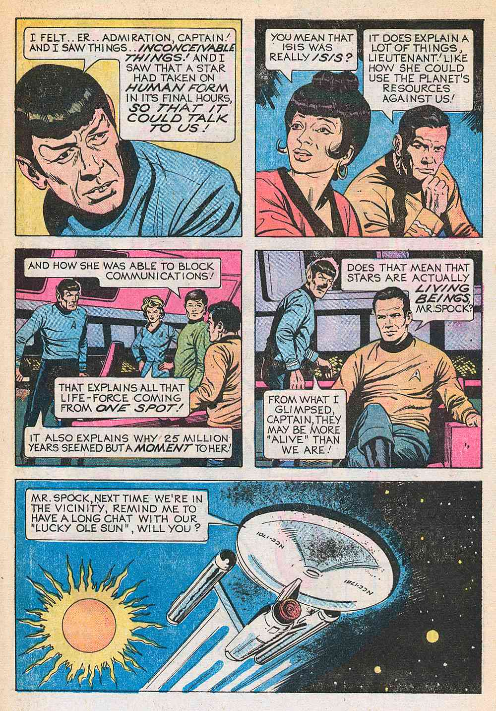 Star Trek (1967) Issue #30 #30 - English 26