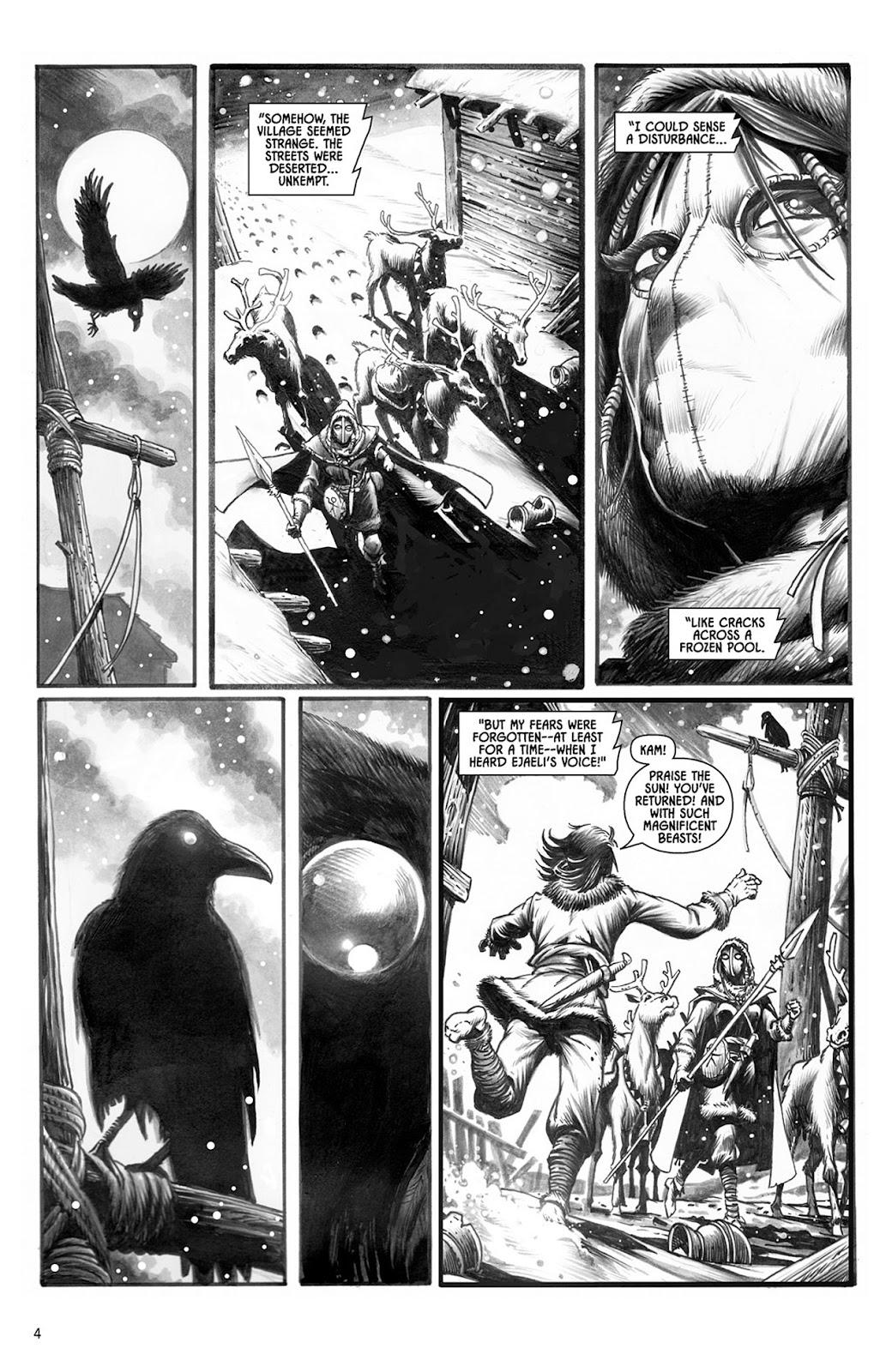 Creepy (2009) Issue #5 #5 - English 6