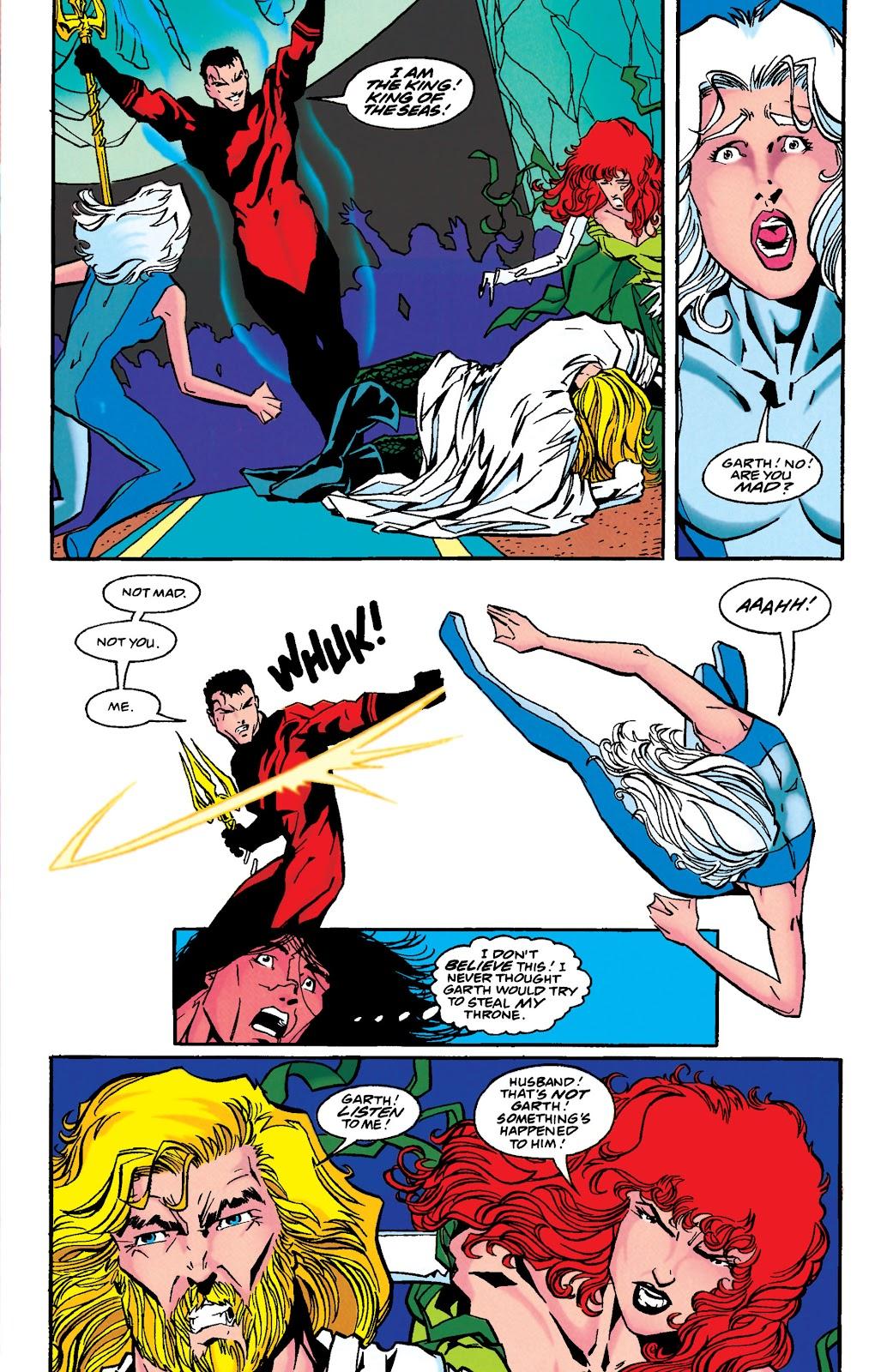 Aquaman (1994) Issue #49 #55 - English 15