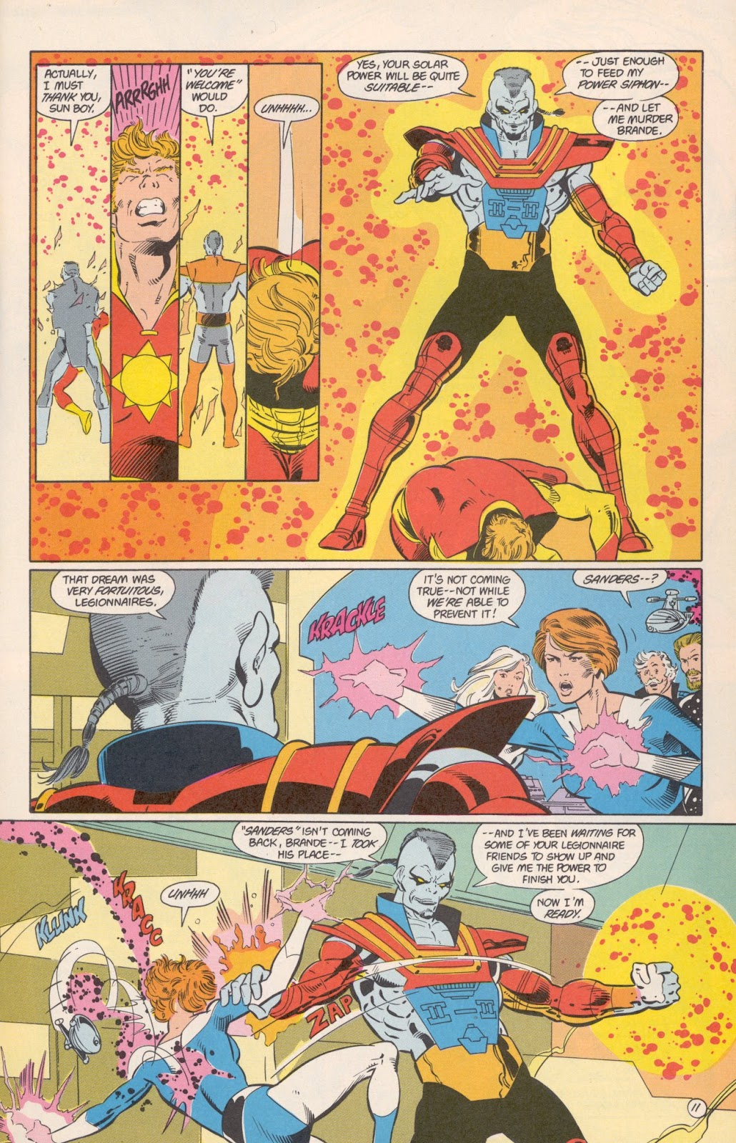 Tales of the Legion Issue #342 #29 - English 12