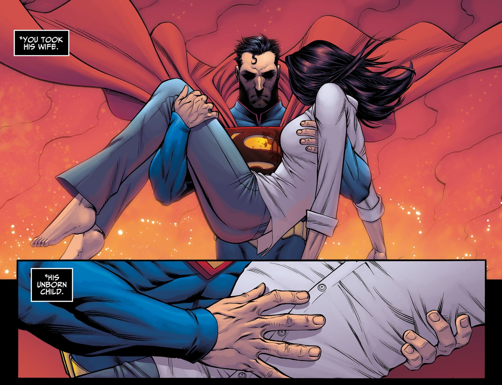 Injustice: Gods Among Us [I] Issue #4 #5 - English 3