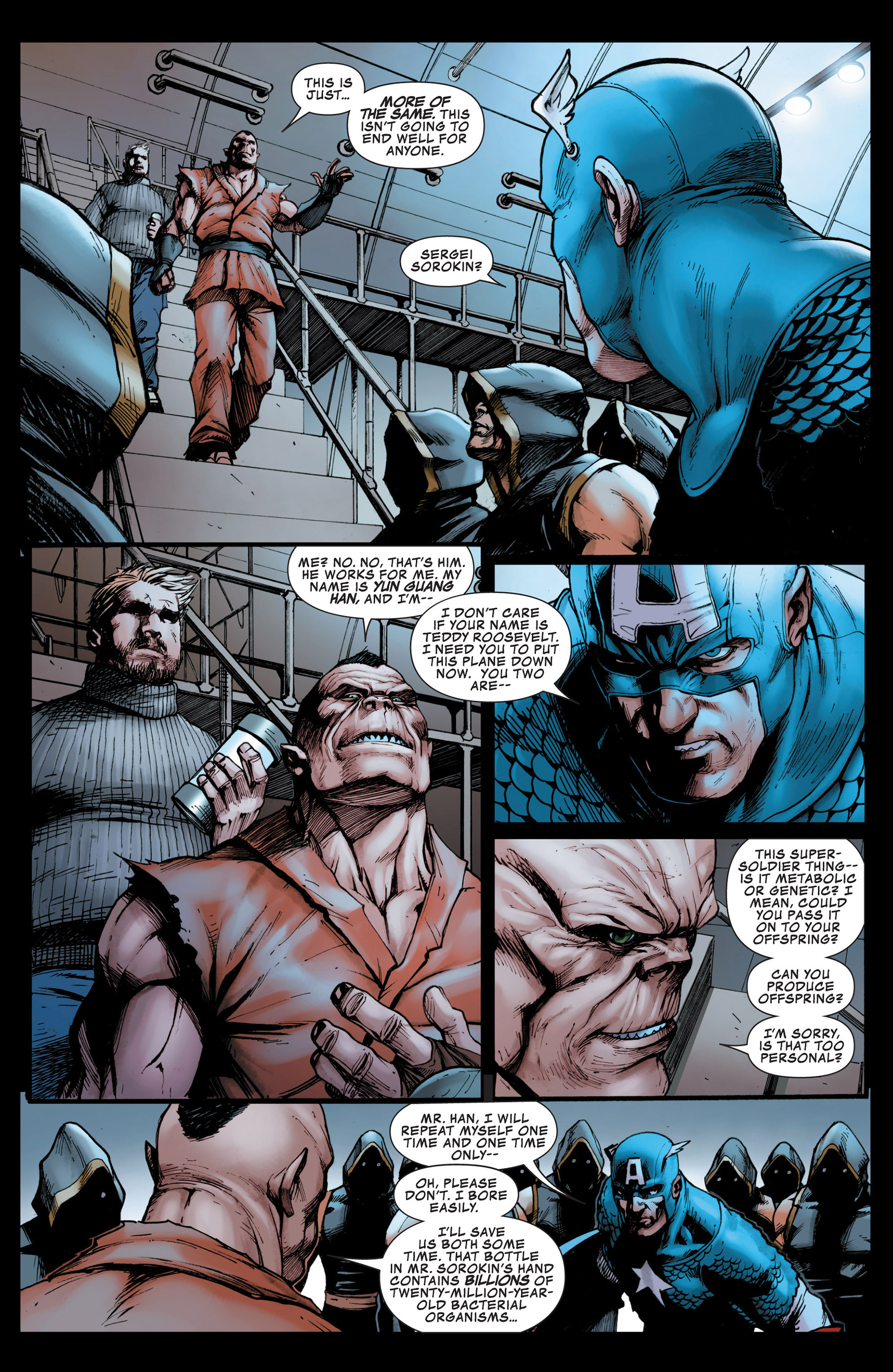 Avengers Assemble (2012) 10 Page 16