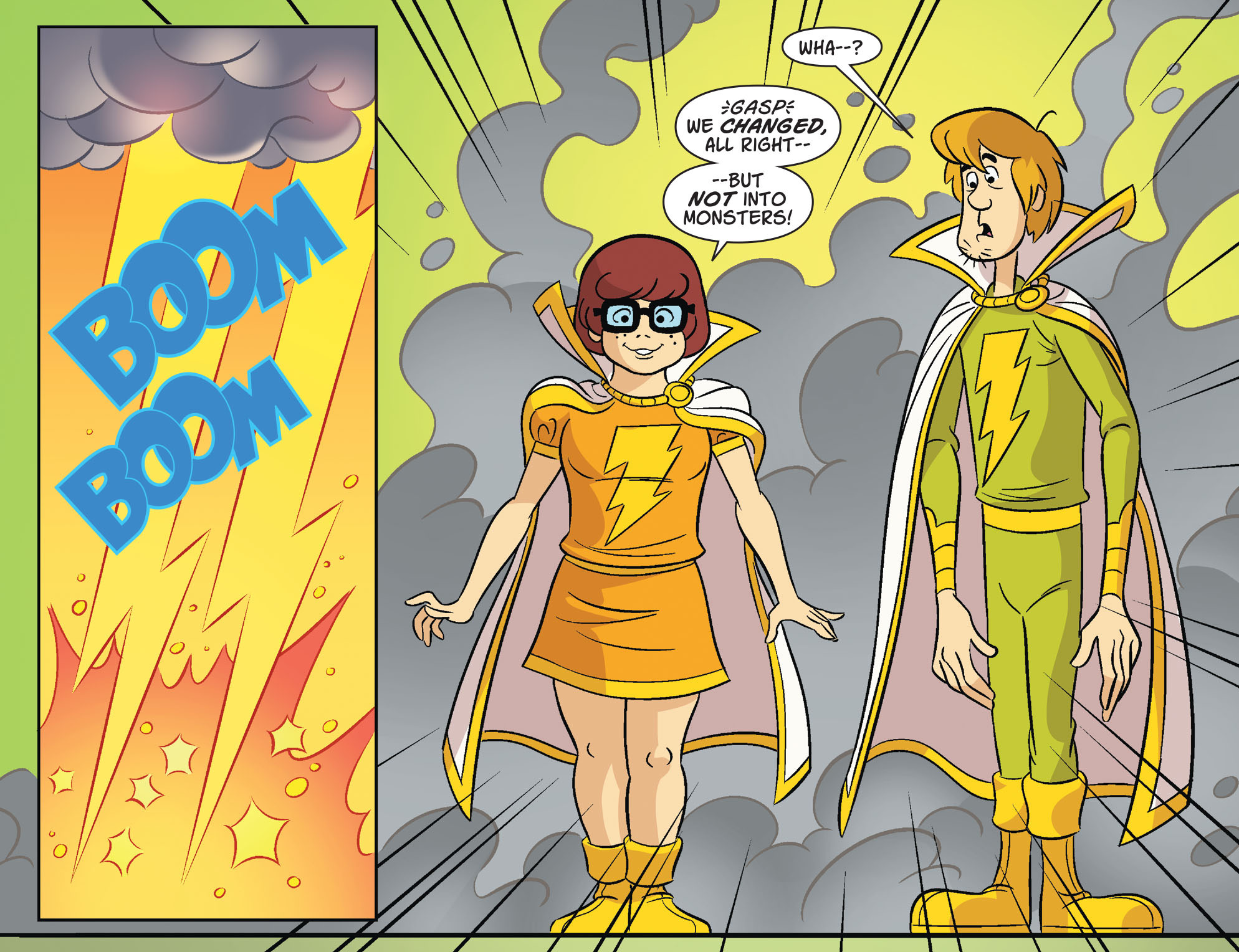 Read online Scooby-Doo! Team-Up comic -  Issue #32 - 7