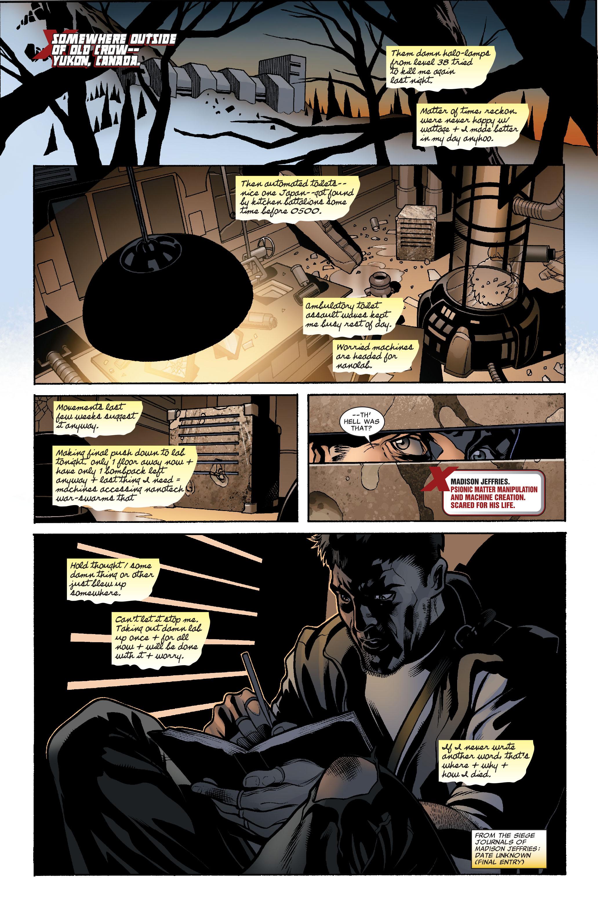 Uncanny X-Men (1963) 505 Page 13