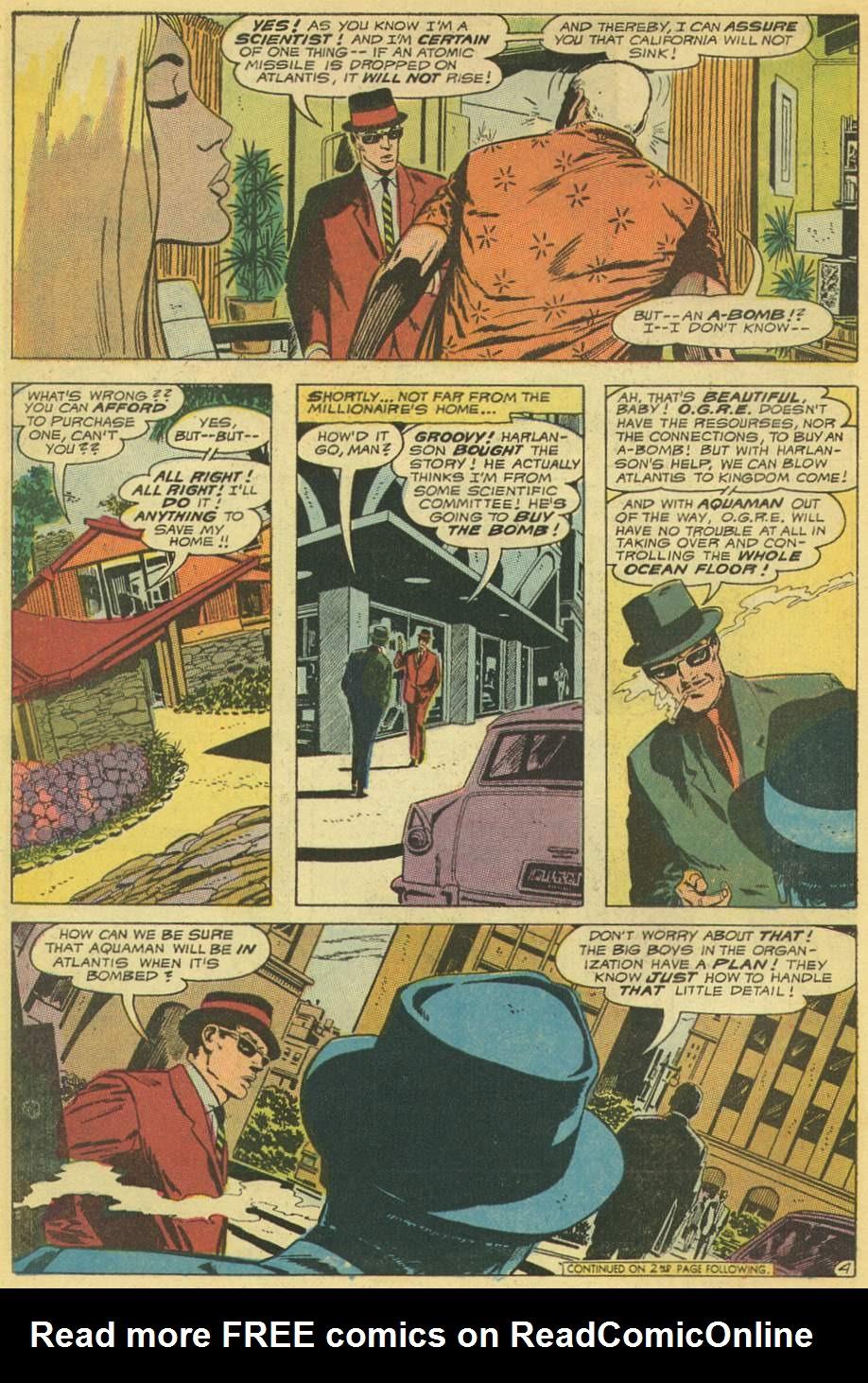 Aquaman (1962) Issue #53 #53 - English 6