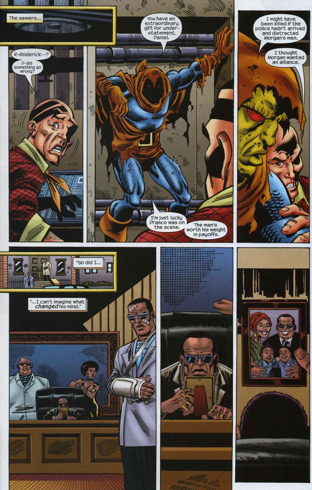 Amazing Spider-Girl Issue #7 #8 - English 24