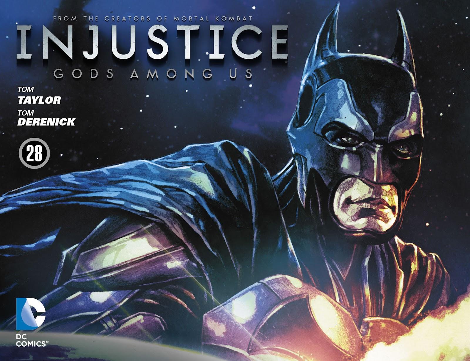Injustice: Gods Among Us [I] Issue #28 #29 - English 1