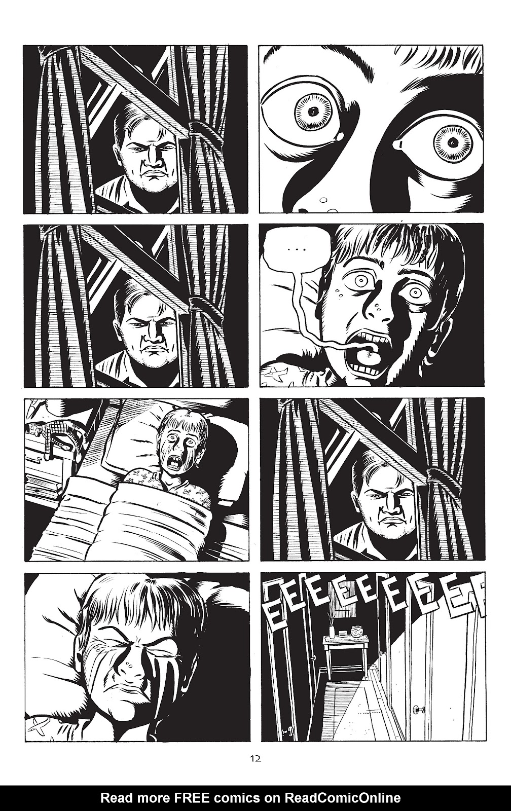 Stray Bullets Issue #32 #32 - English 14