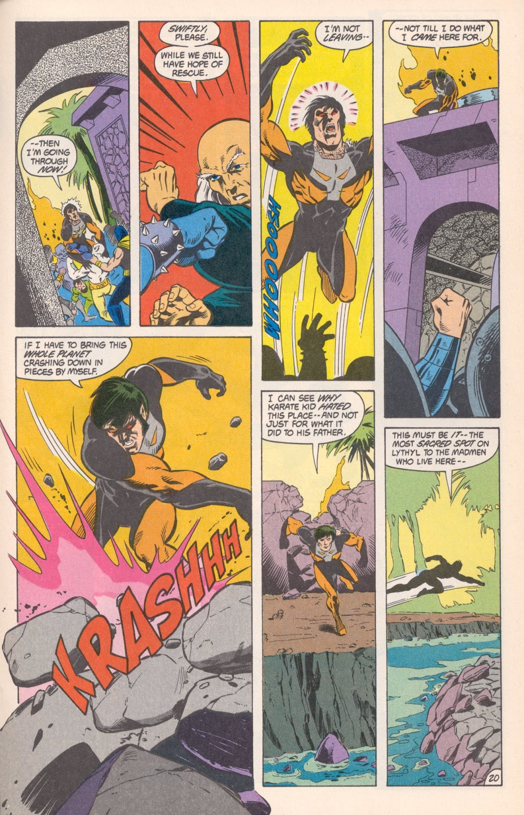 Tales of the Legion Issue #338 #25 - English 21