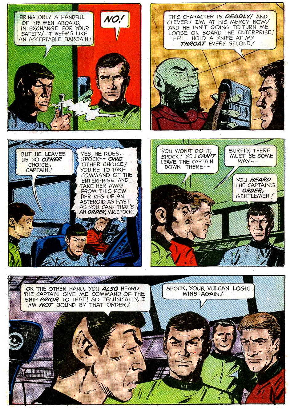Star Trek (1967) Issue #2 #2 - English 26