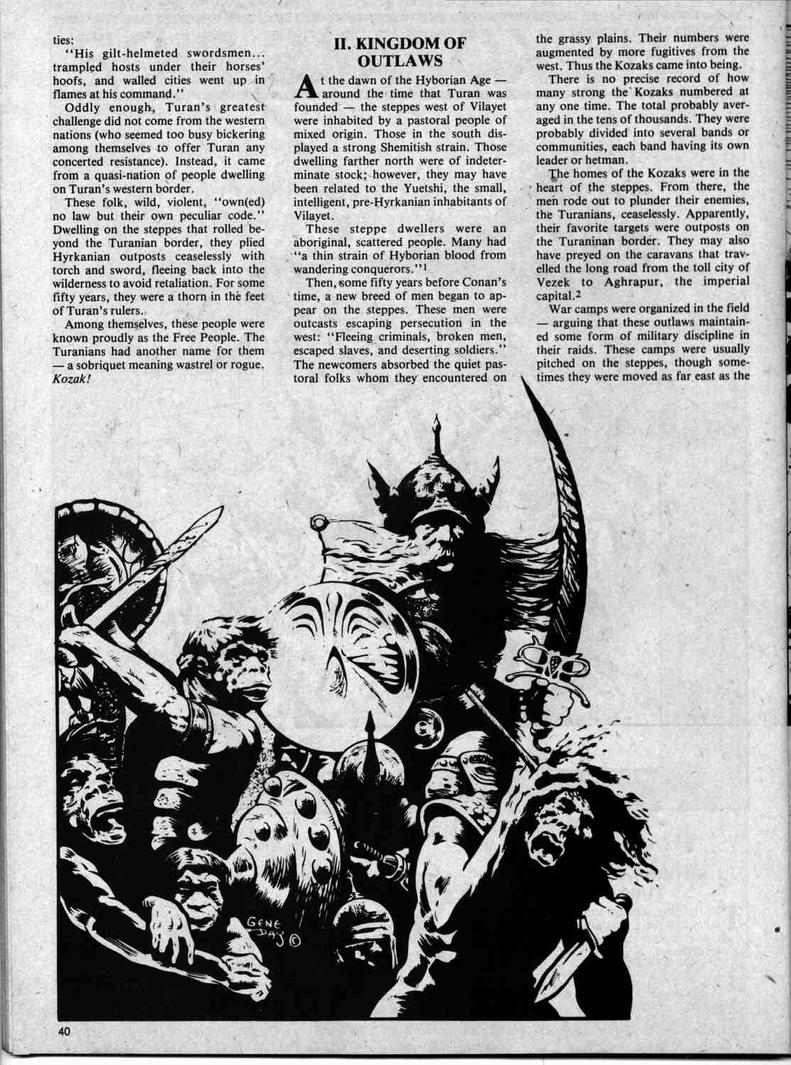 The Savage Sword Of Conan Issue #59 #60 - English 39