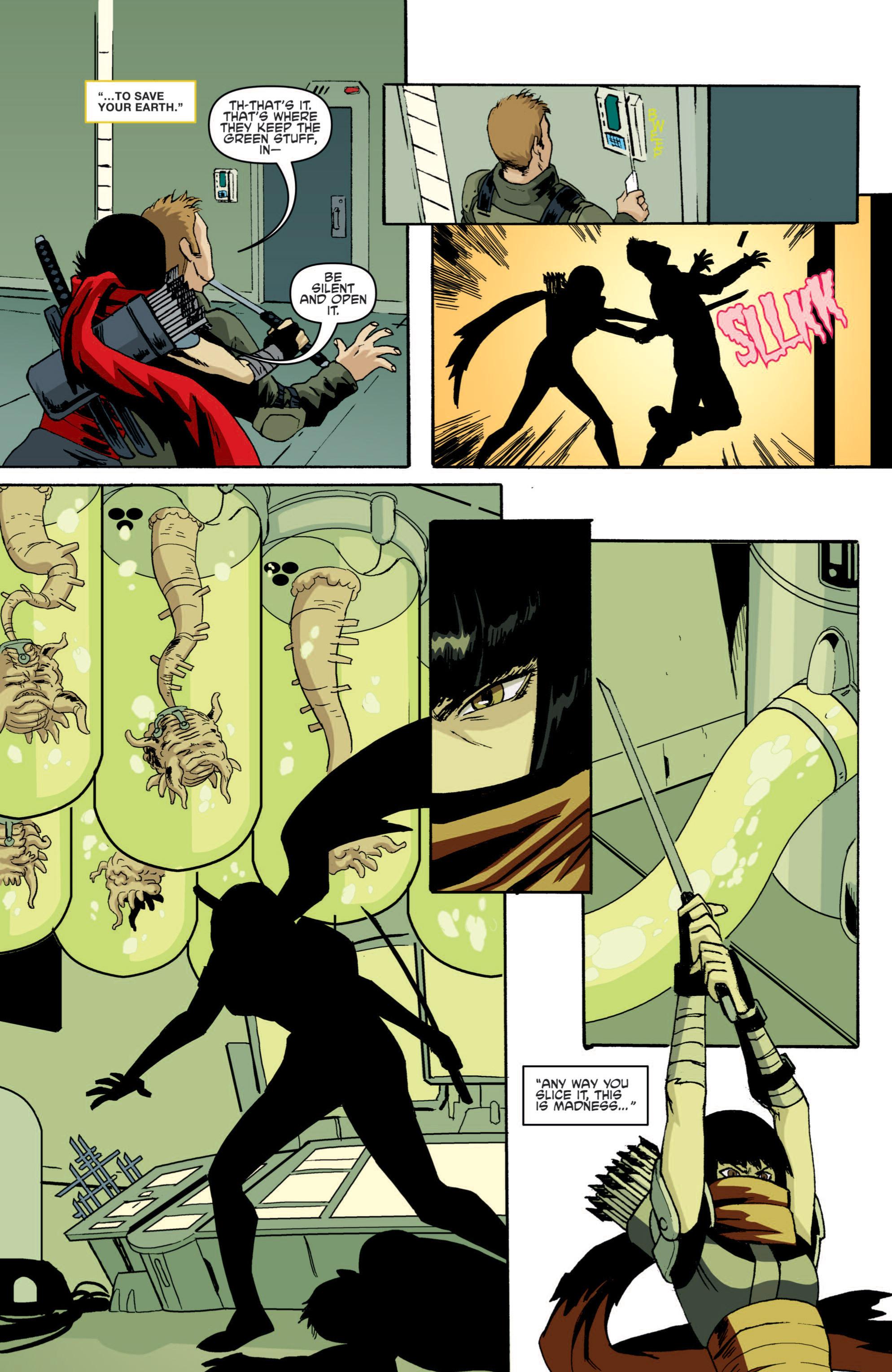 Read online Teenage Mutant Ninja Turtles (2011) comic -  Issue #19 - 20