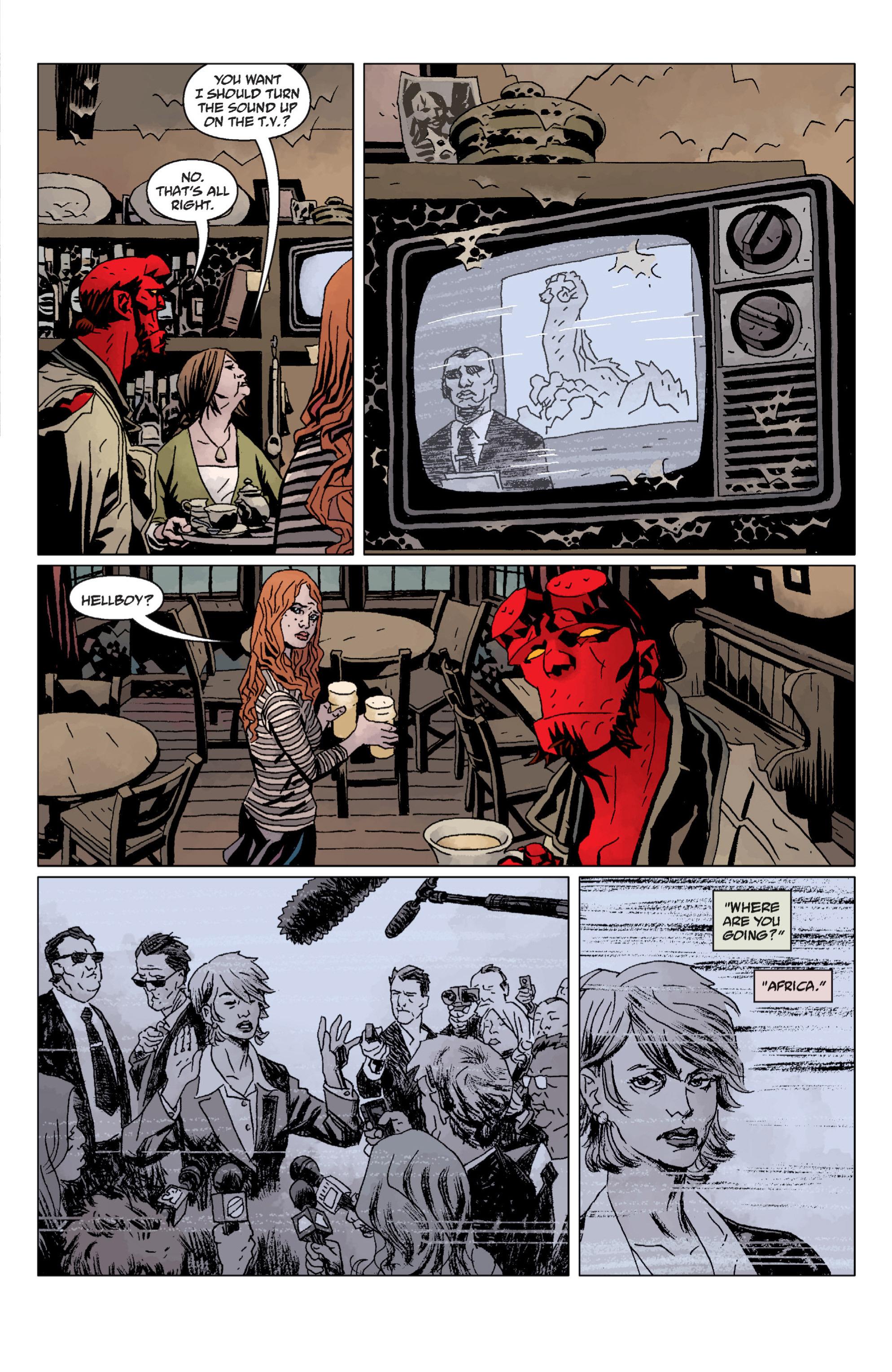 Hellboy chap 12 pic 54