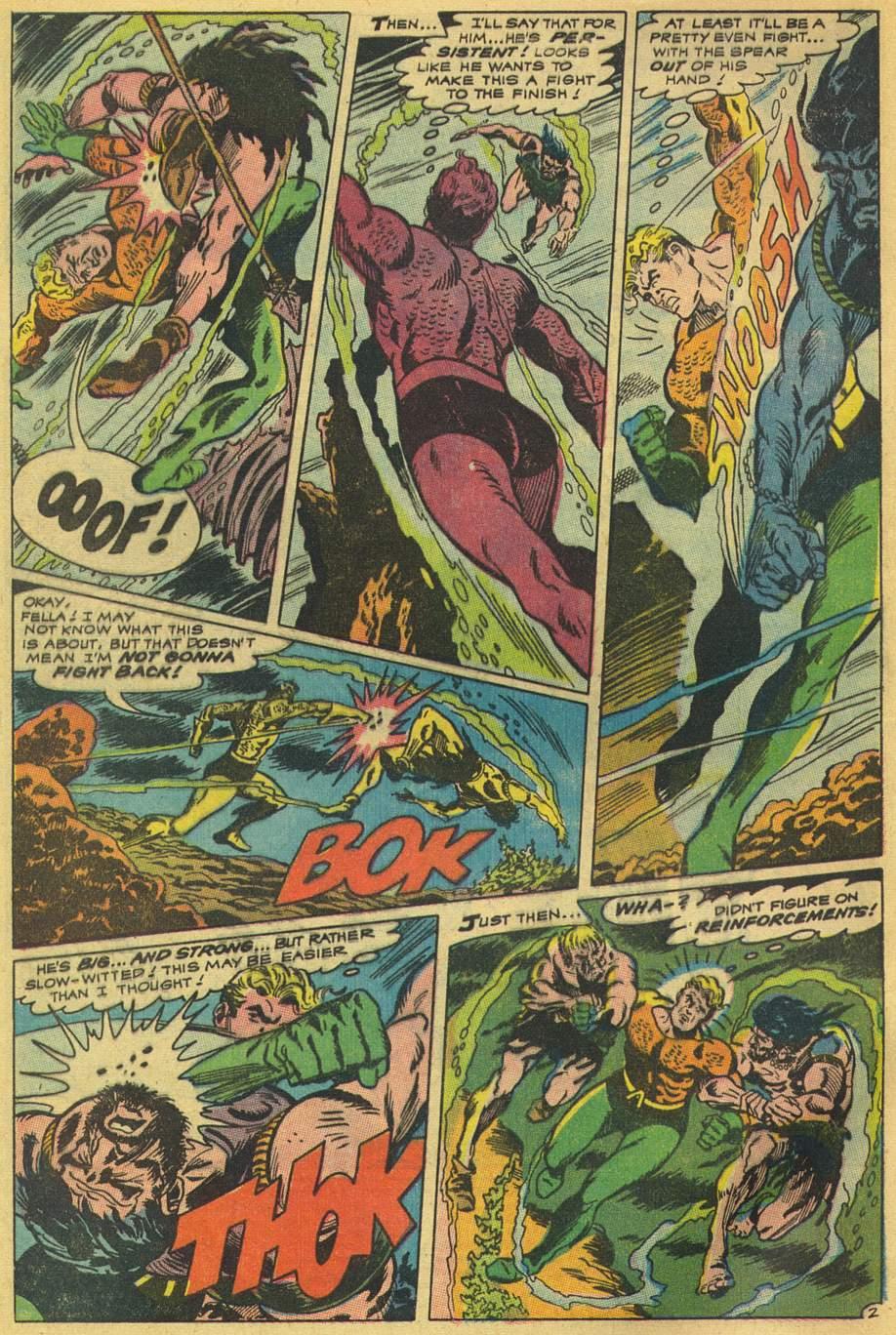 Aquaman (1962) Issue #42 #42 - English 4