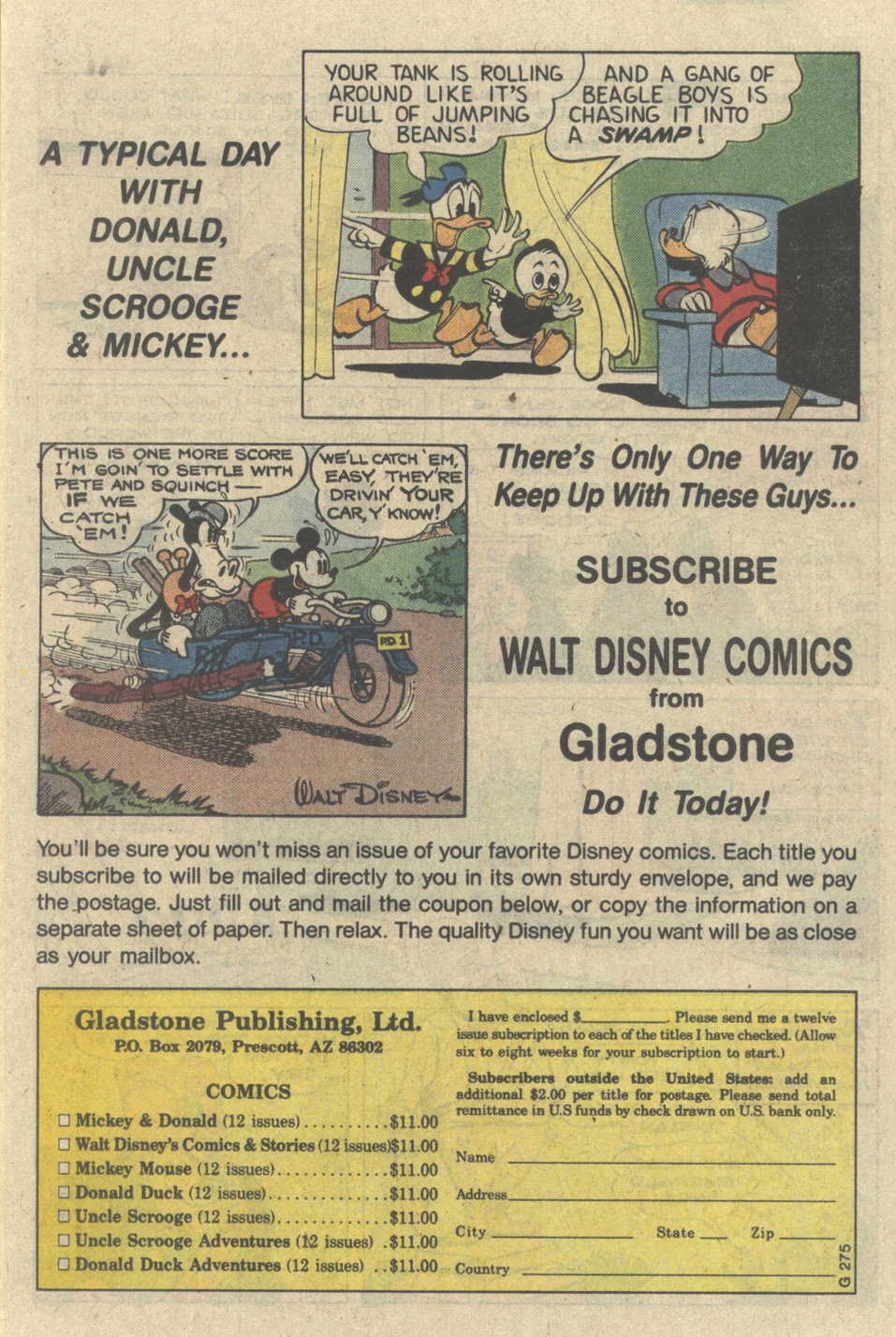 Uncle Scrooge (1953) Issue #226 #226 - English 11