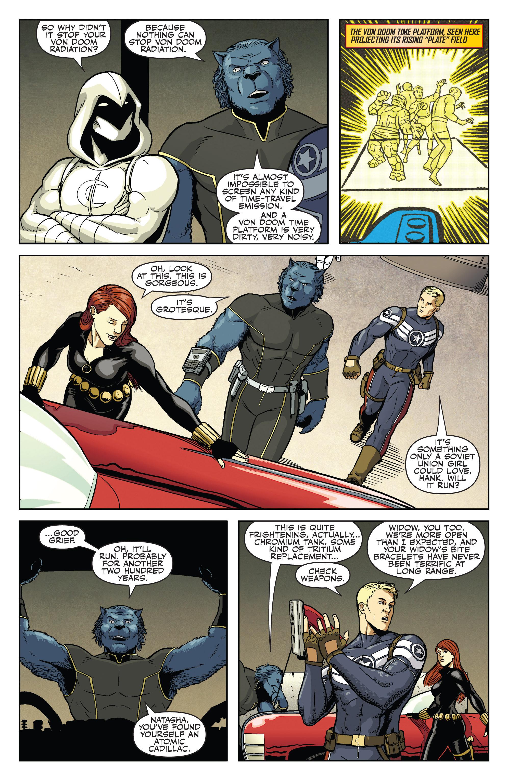 Read online Secret Avengers (2010) comic -  Issue #16 - 4