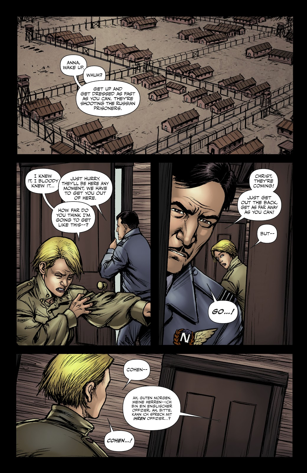 Battlefields TPB 2 #2 - English 23