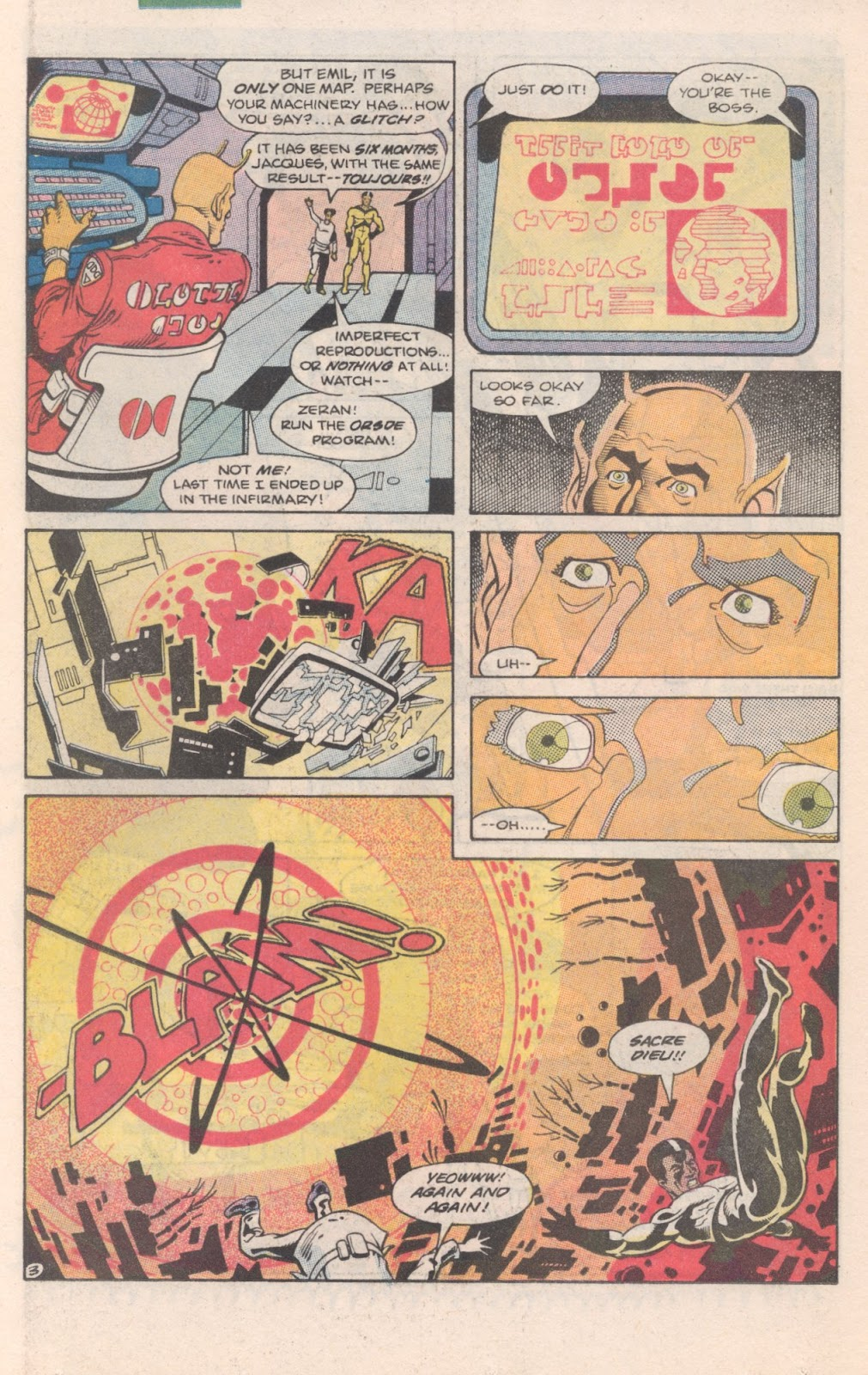 Tales of the Legion Issue #324 #11 - English 20