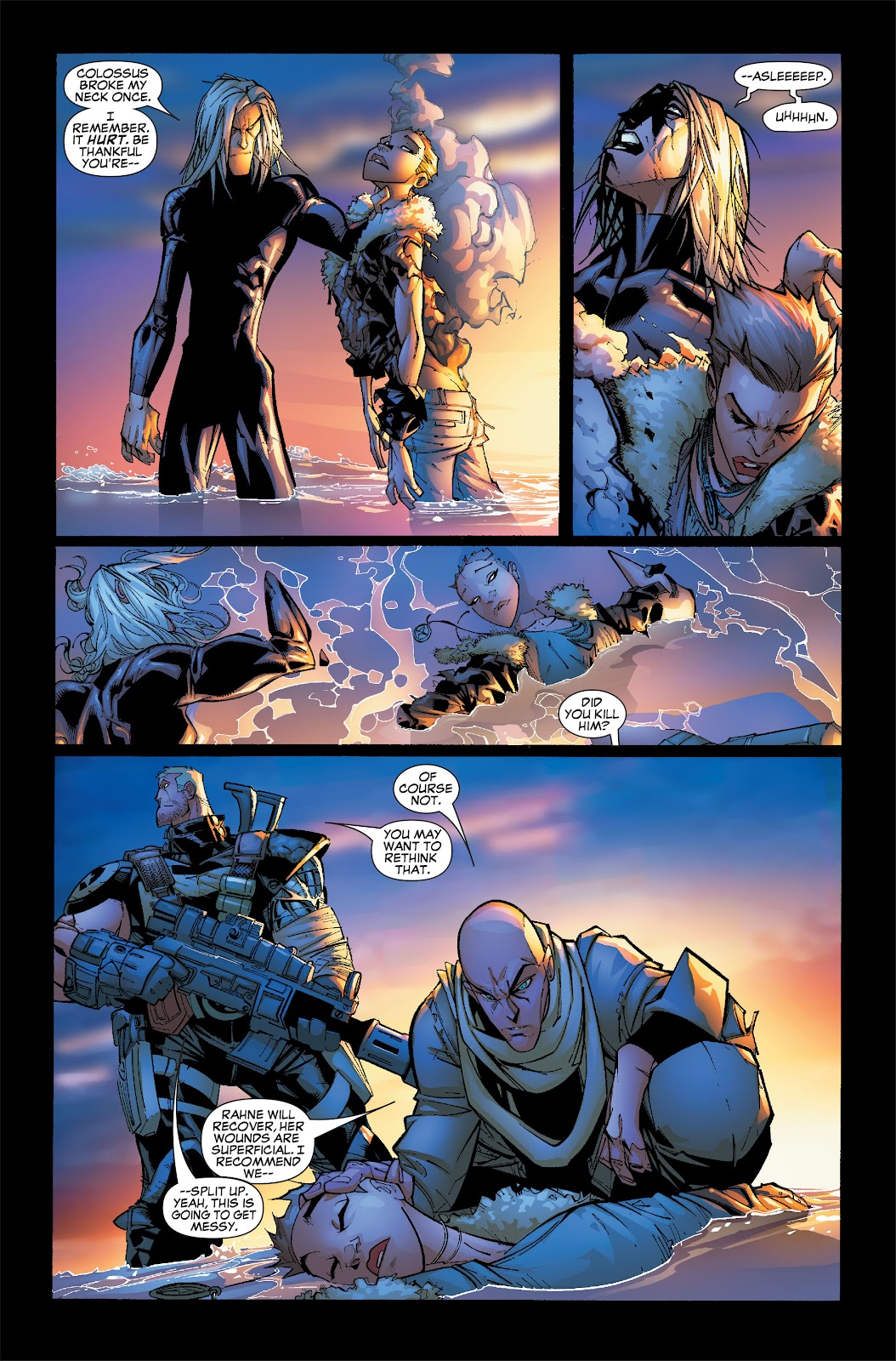 New X-Men (2004) Issue #46 #46 - English 17