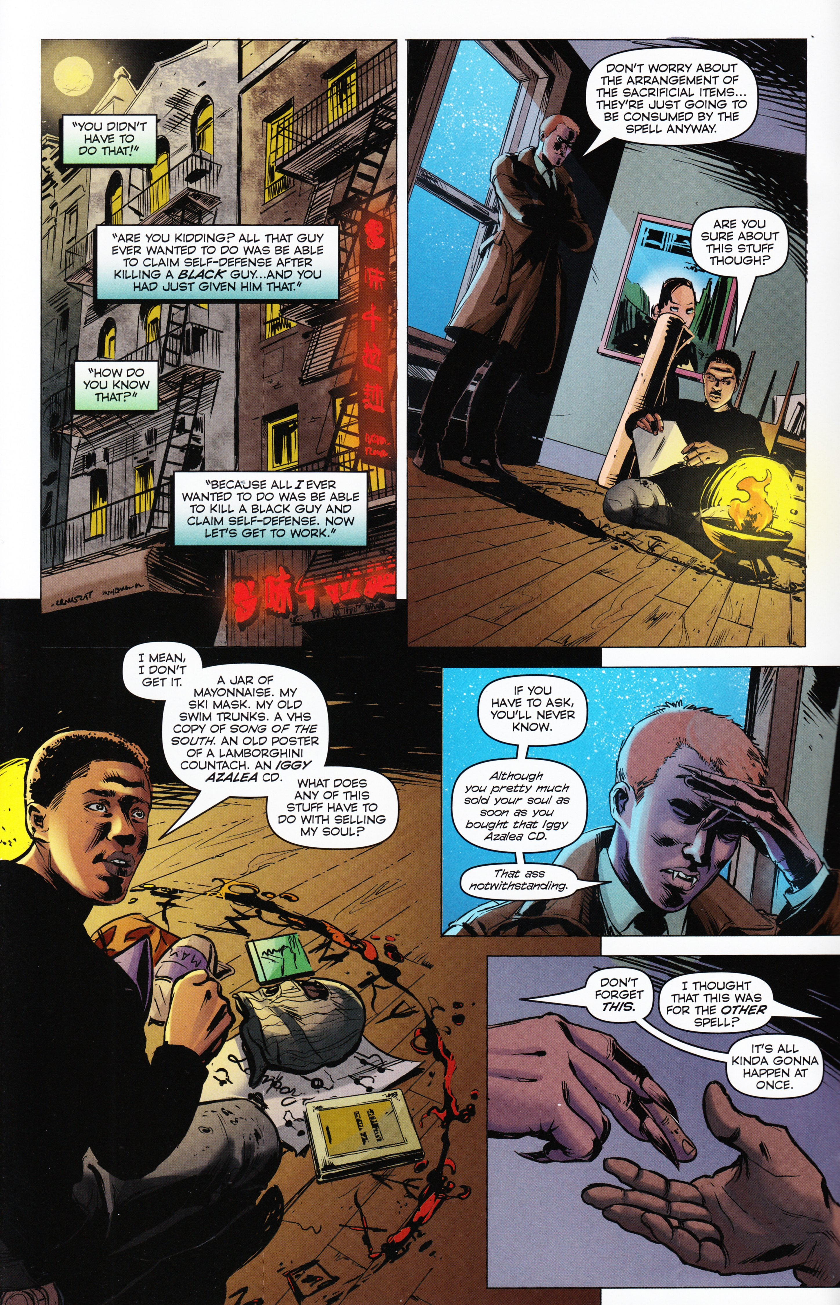 Read online Evil Dead 2: Tales of the Ex-Mortis comic -  Issue #3 - 8