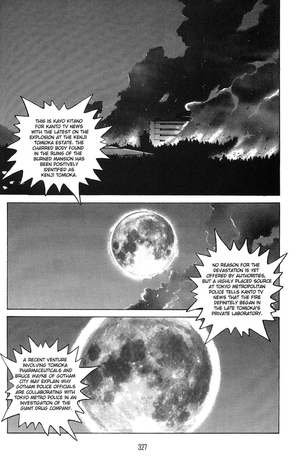 Read online Batman: Child of Dreams comic -  Issue # Full - 310