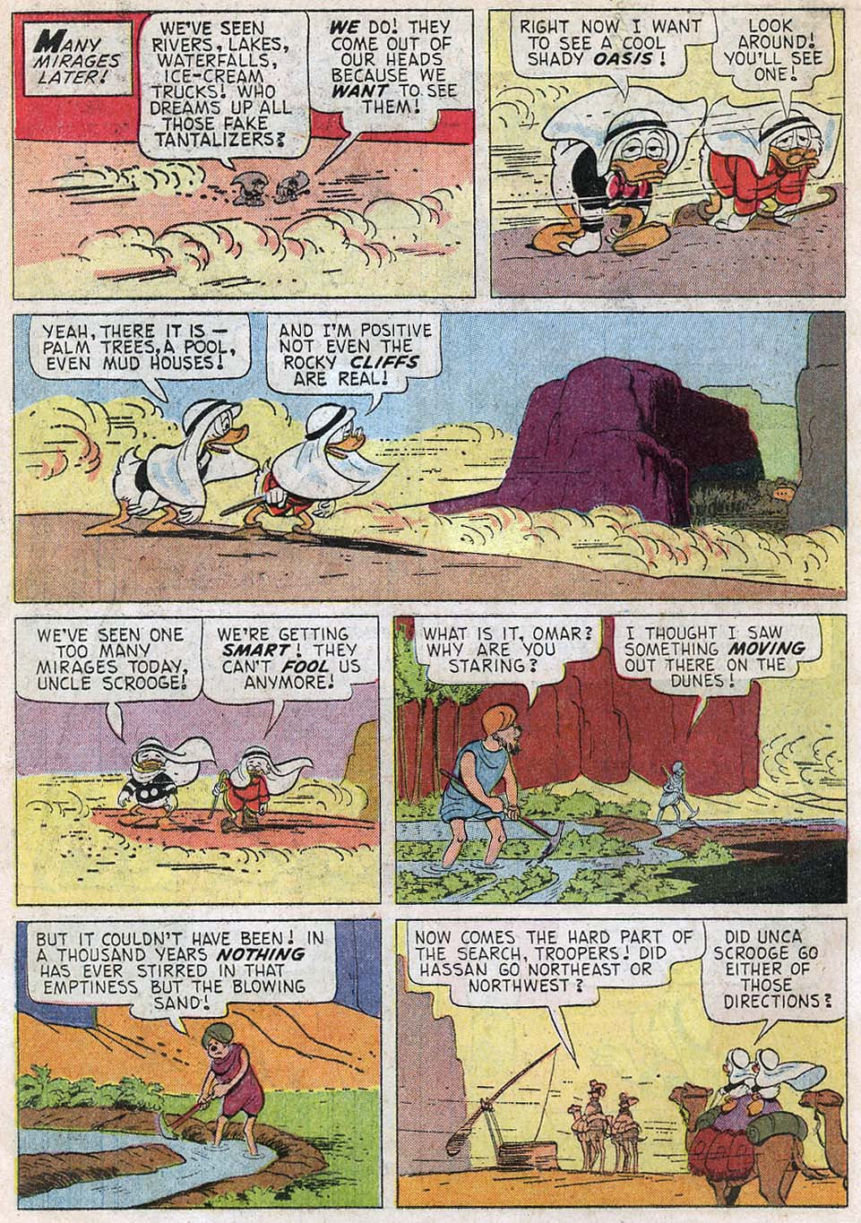 Uncle Scrooge (1953) Issue #55 #55 - English 18