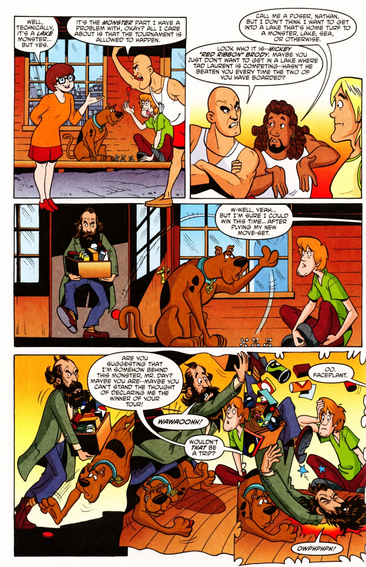 Read online Scooby-Doo (1997) comic -  Issue #152 - 5