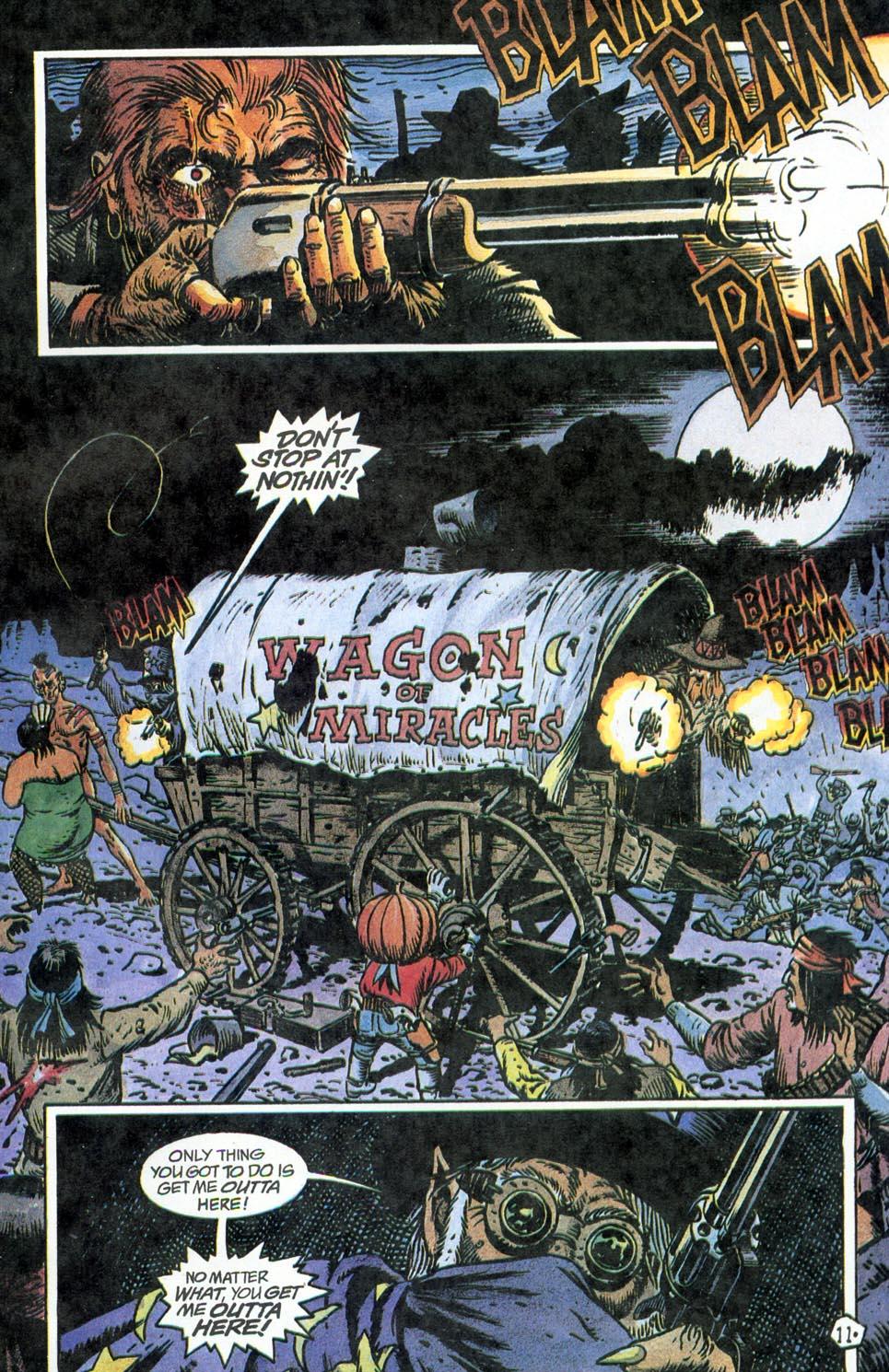 Jonah Hex: Two-Gun Mojo Issue #5 #5 - English 13