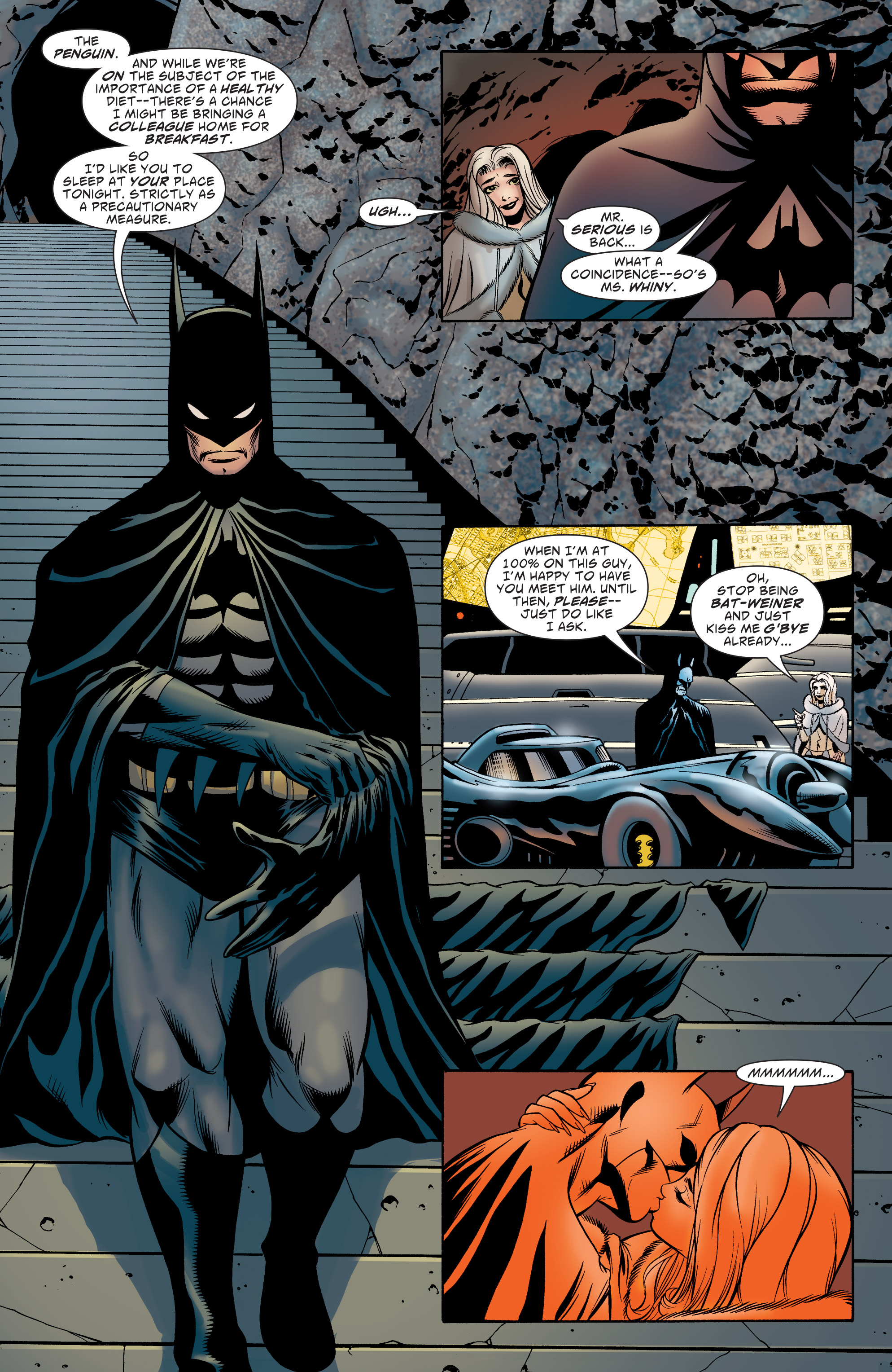 Read online Batman: The Widening Gyre comic -  Issue #6 - 13