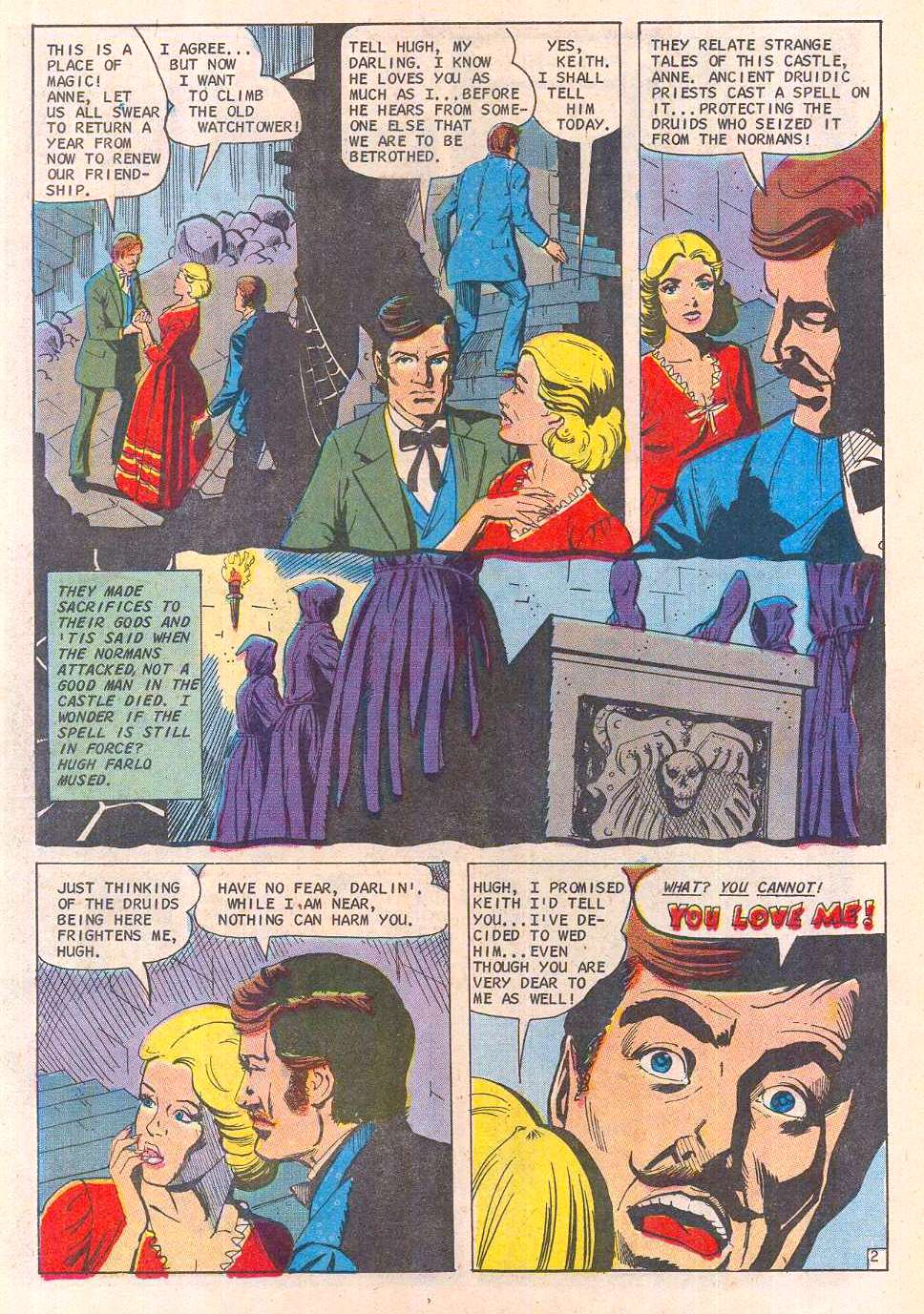 Read online Scary Tales comic -  Issue #42 - 25