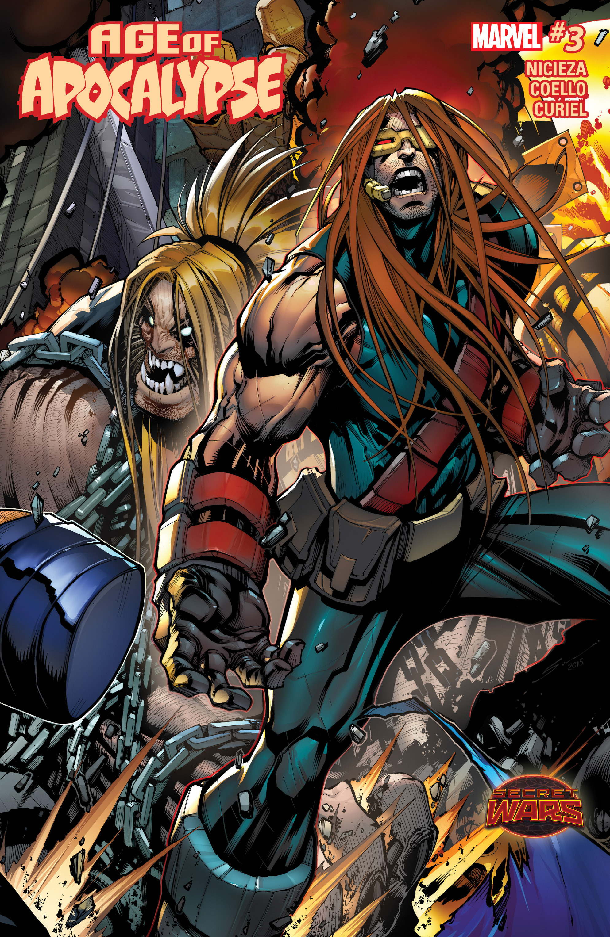 Age of Apocalypse (2015) 3 Page 1