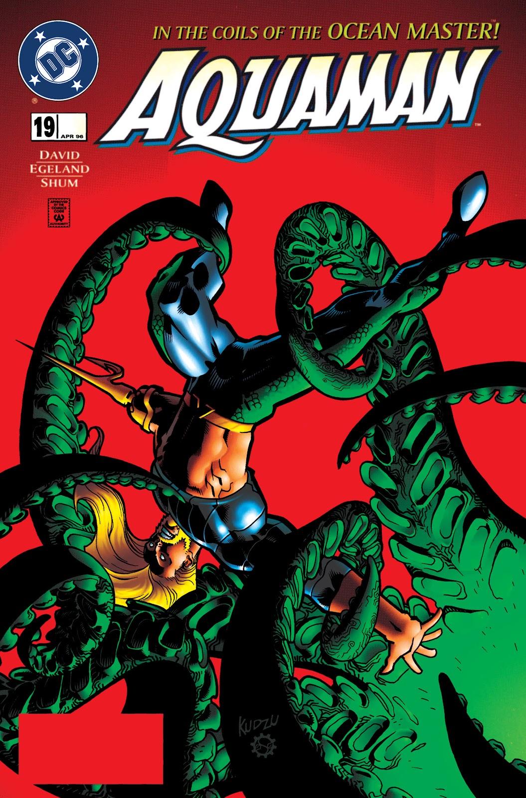 Aquaman (1994) Issue #19 #25 - English 1