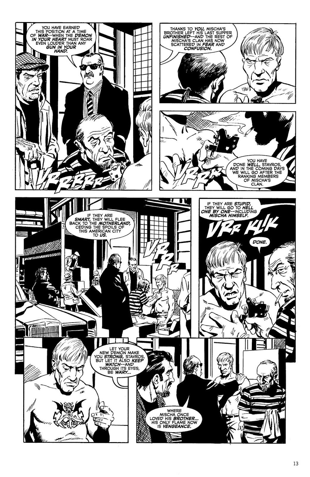 Creepy (2009) Issue #3 #3 - English 15