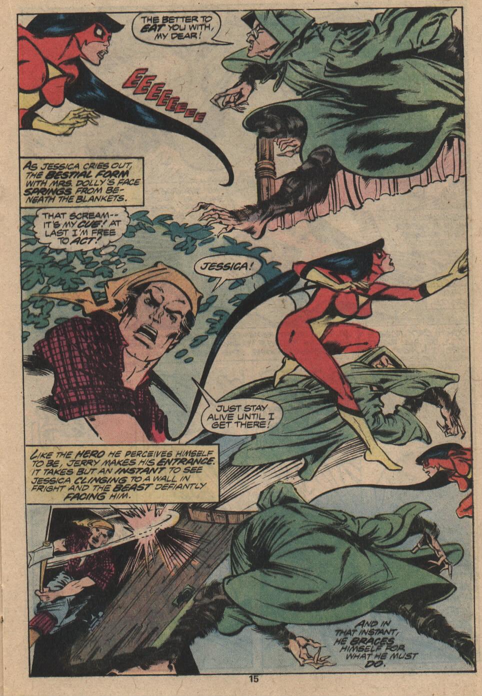 Spider-Woman (1978) #12 #39 - English 10