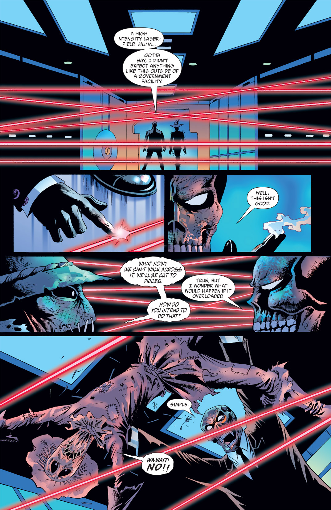 Read online Batman: War Games comic -  Issue #7 - 19